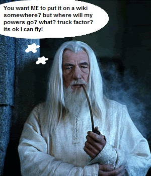 Gandalf summarises