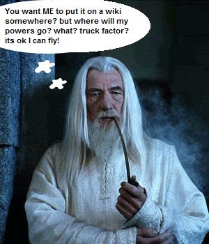 Gandalf summarises