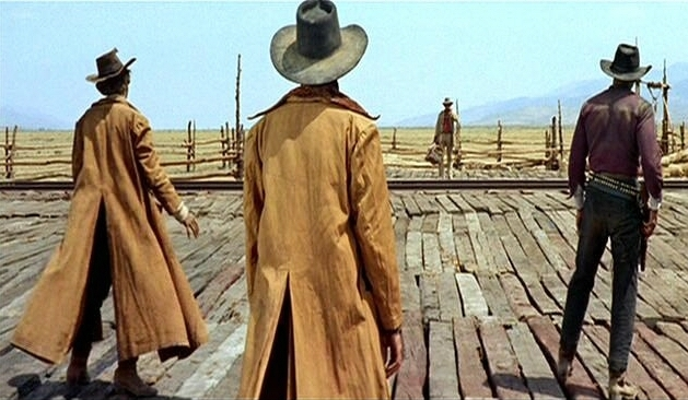 cowboys from once upon a time on the west